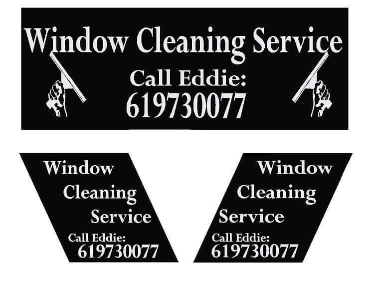Eddie's window cleaning service in Arona