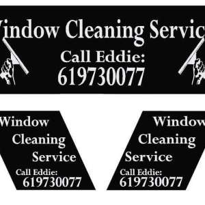 Eddie's window cleaning service