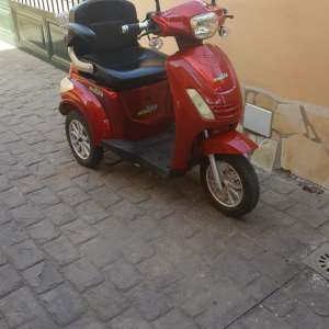 Wanted: Scooter