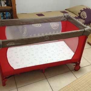 For sale: Travel cot