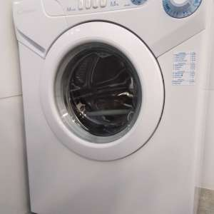 For sale: Small candy washing machine little use. Size w51xd46h70 cm